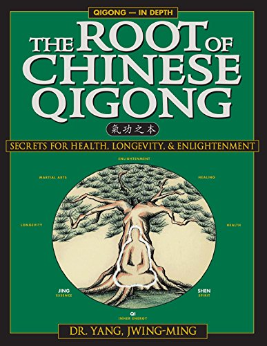 The Root of Chinese Qigong Secrets of Health, Longevity, & Enlightenment Yang Jwing Ming